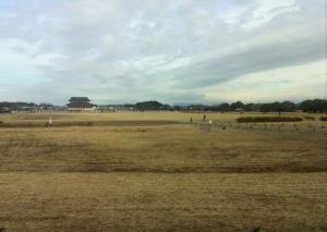 久々に奈良