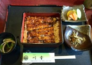うなぎの川幸(札幌)